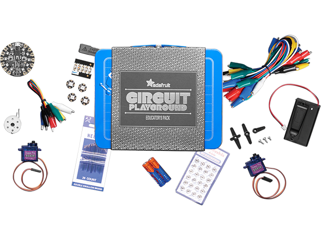this is an image of an adafruit pack           .