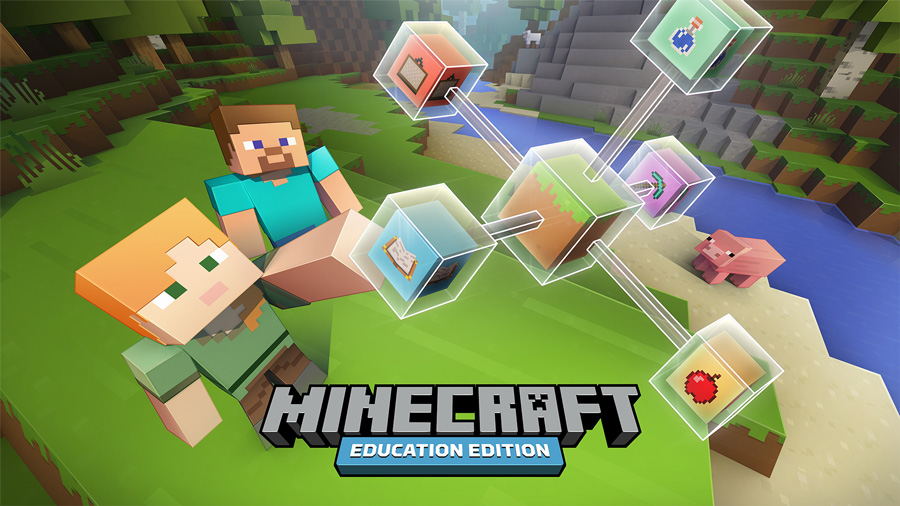 Use Minecraft: Education Edition in your school
