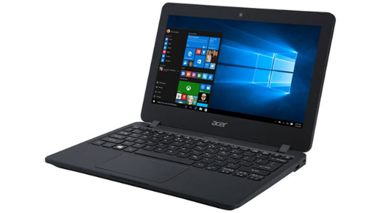This is an image of the Acer Travel B117