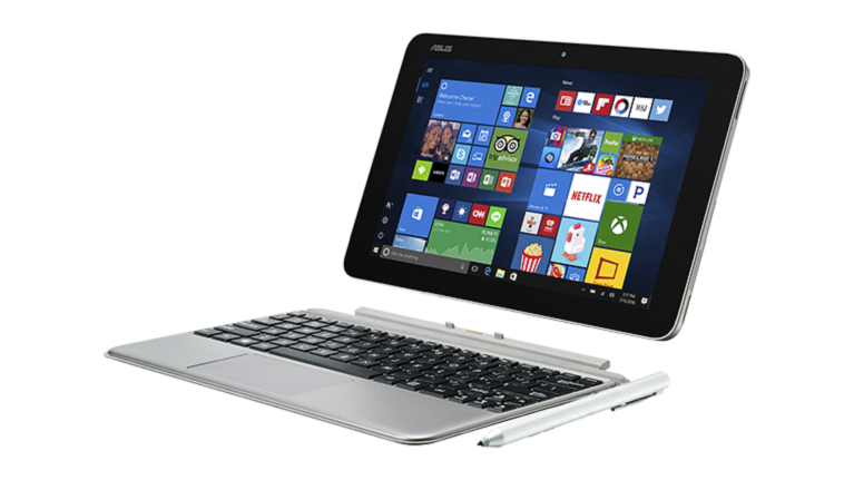 Windows 10 device Asus T102HA 9,990 Kč*.