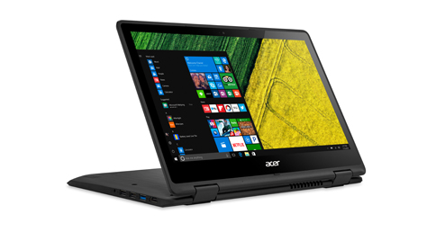 """Acer Spin 5 Pro • Prozessor: Intel® Core™ i5-8250U  • Display: 13,3"""" Multi-Touch FHD IPS"""