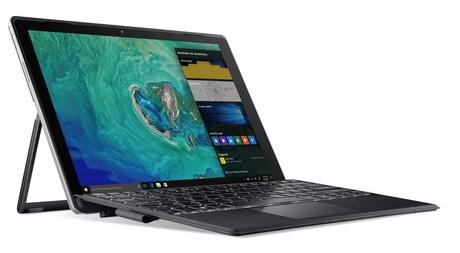 Acer Switch 5 2-i-1 computer & tablet med Windows Ink og touch screen
