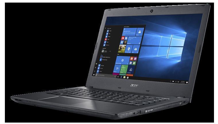 Obraz urządzenia Acer TravelMate P2 dla systemu Microsoft Windows