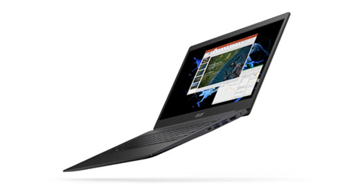 "Acer TravelMate X5 • 8 GB • Windows 10 Pro • 14"" Full HD • 128 GB/ 256 GB"
