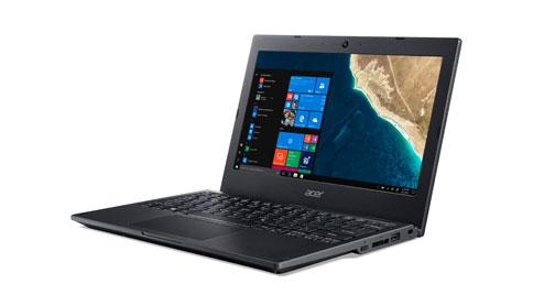 Acer TravelMate B118 Desde 282€ • 11,6-pulgadas HD IPS