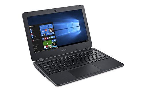 Acer TravelMate B117 • Intel® Celeron® dual core