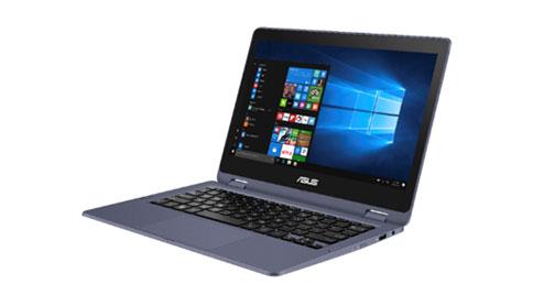 """Asus VivoBook Flip 12 •11.6"""" Zoll Bildschirm, 1366 x 768 Pixel"""