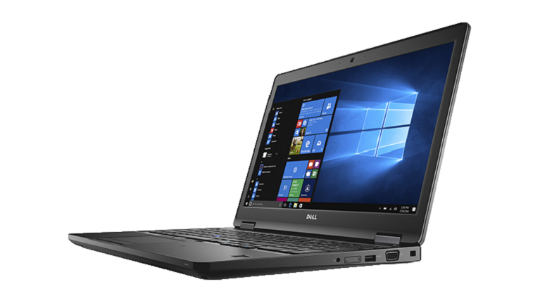 A photograph of the Dell Latitude 3380 Education laptop.