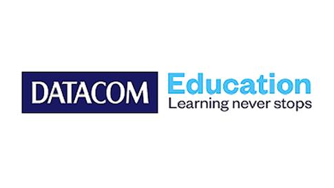 Logo for Datacom Education, a Microsoft Surface re-seller