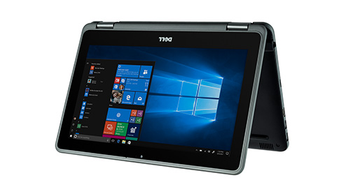 Dell Latitude 11 3190 2in1  *ERP £277 ex VAT Tough 2-in-1 device that withstands the demands of an active, creative, and collaborative classroom.