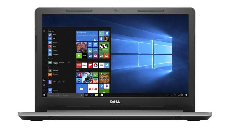 Obraz urządzenia Dell Vostro 3568 dla systemu Microsoft Windows