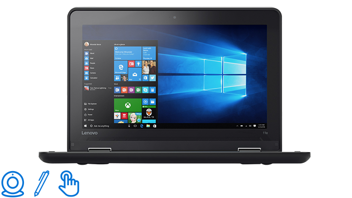 Lenovo Yoga 11e Windows devices starting at $499.