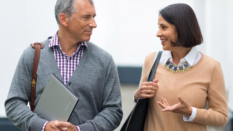 Besser lernen – Die Partner Microsoft Education.