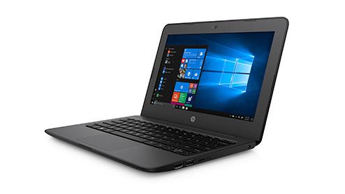 HP Stream 11 Pro G5 Bärbar dator. Tekniska specifikationer Software: Windows 10 Pro StF