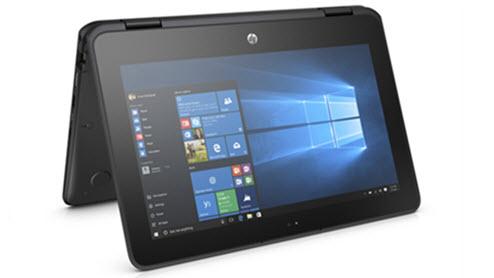 HP Probook x360 11 G1 EE •11.6-inch HD screen •2-in-1 vorm laptop & tablet
