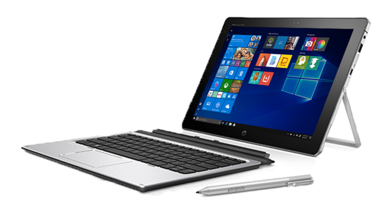 An image of the HP Elite x2 1012 G2 device.