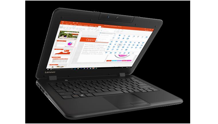 Obraz urządzenia Lenovo 100e dla systemu Microsoft Windows