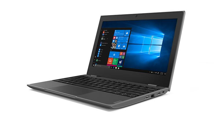 Lenovo 100e - ERP £214 excl. VAT • 11.6-inch HD screen