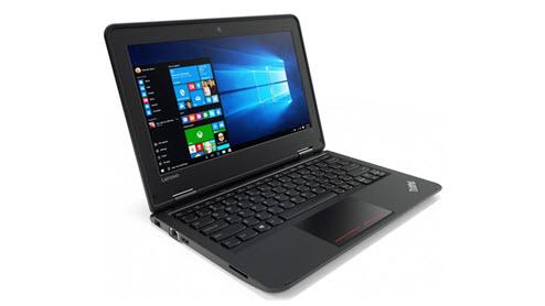 Lenovo 11e Desde 399€ •10,1-pulgadas HD Pantalla táctil