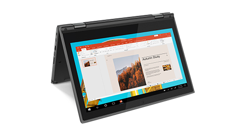 Lenovo 300e - ERP £349 incl. VAT • 2-in-1 convertible