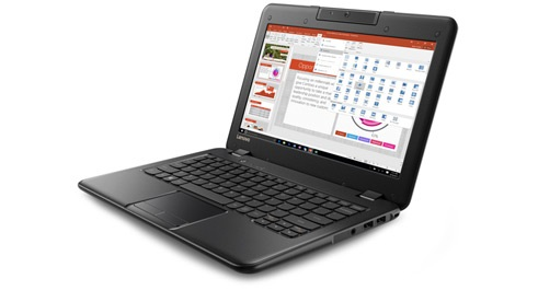 Lenovo 100 E  Desde $219 USD • 11.6-inch HD screen