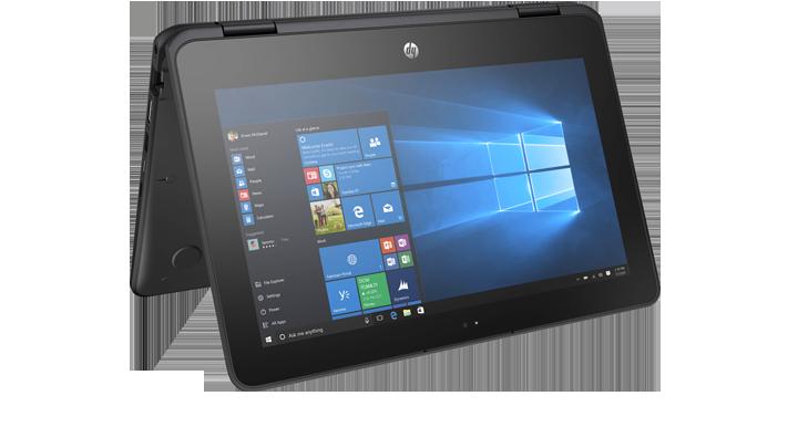 HP ProBook x360 11 G3 EE  Desde 345€ • 11,6-pulgadas HD Pantalla táctil