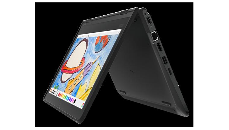 Obraz urządzenia Lenovo ThinkPad 11e Yoga 5th Gen dla systemu Microsoft Windows