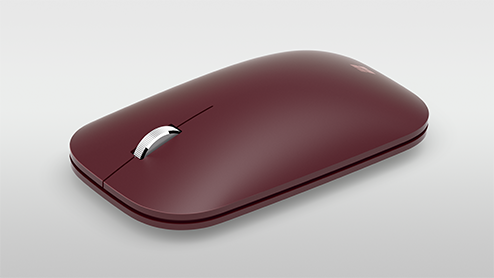 Dies ist ein Bild der Microsoft-Surface-Wireless-Maus