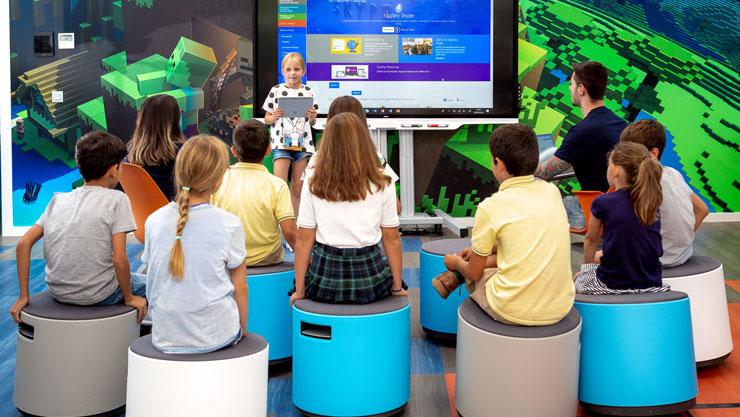 Crea entornos de aprendizaje colaborativo y demuestra lo bien que puedes trabajar en equipo utilizando en cuaderno digital