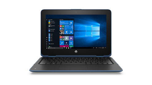 "HP ProBook X360 11"" • 8 GB  • Windows 10 Pro/Windows 10 Home • 11,6"" Full HD"