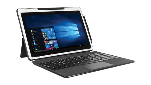 JP Slide T301 :  •4 GB •Windows 10 Pro