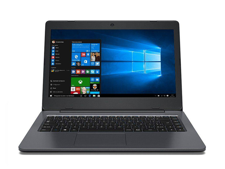 Notebook MASTER N2140i<br />A partir R$ 95,54